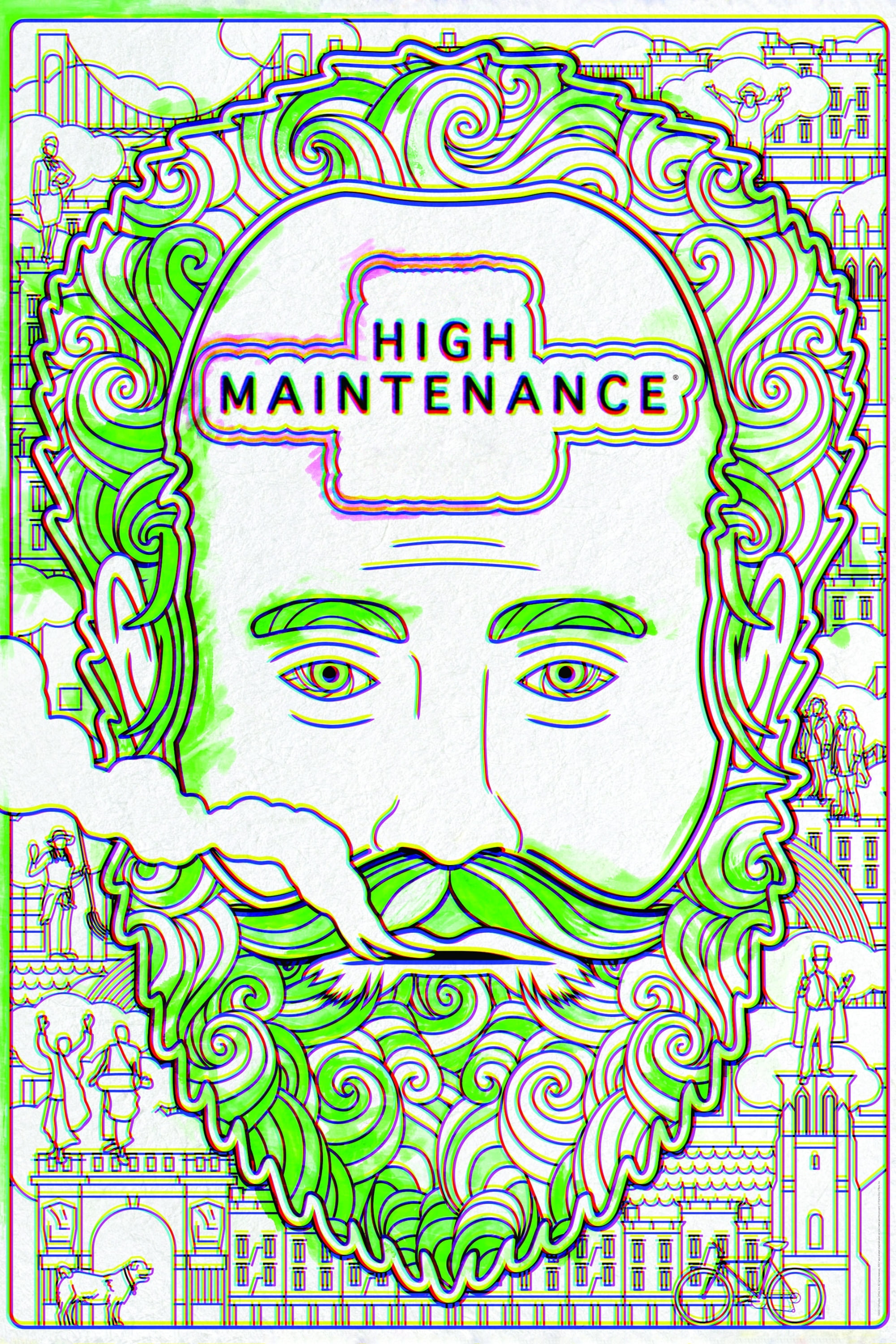 High Maintenance (2016)