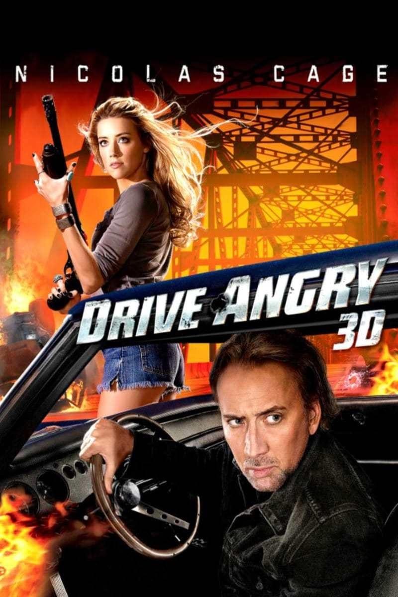 Ver Drive Angry 3D Online HD Español ()