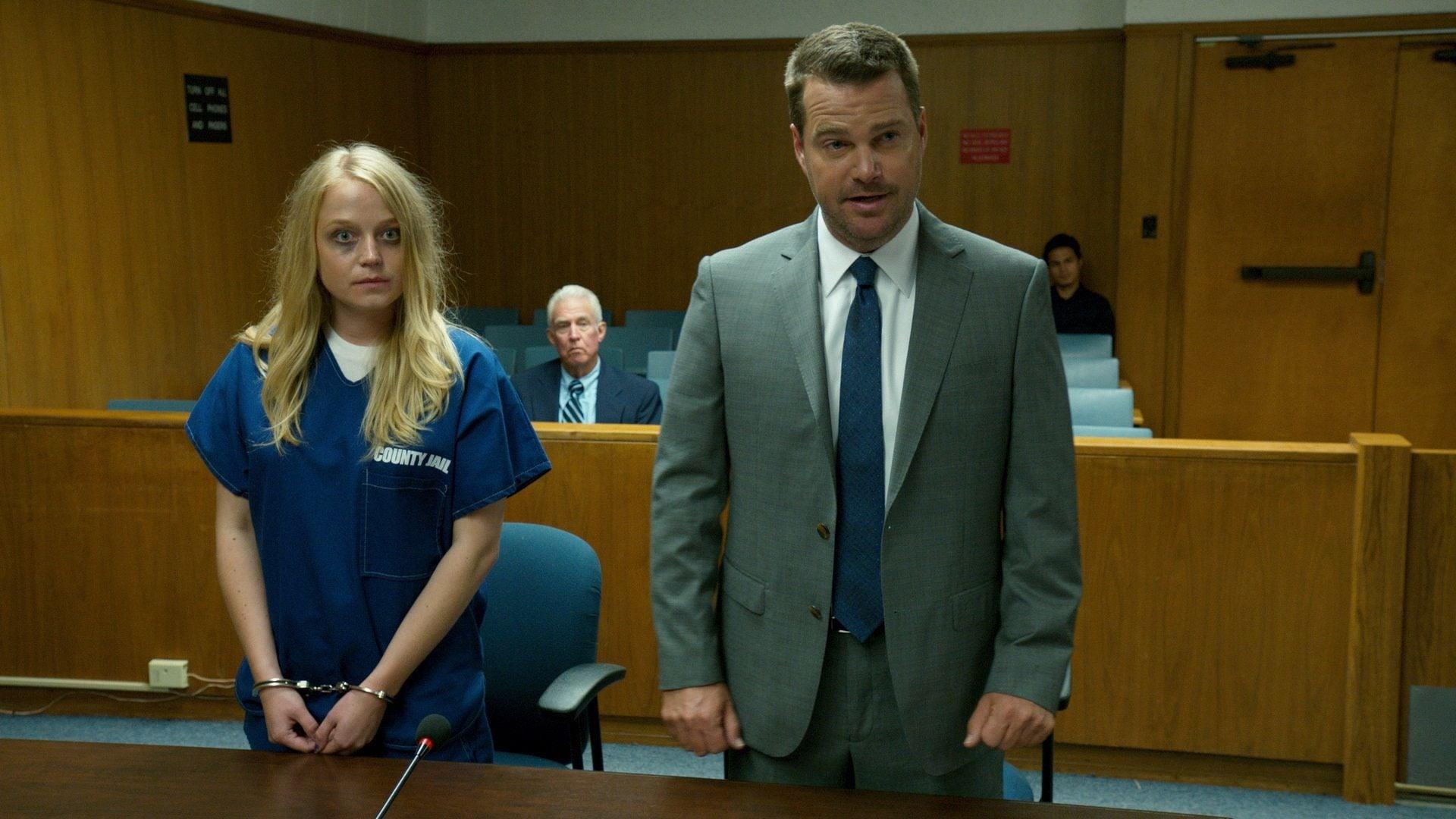 NCIS: Los Angeles Season 10 :Episode 5  Pro Se