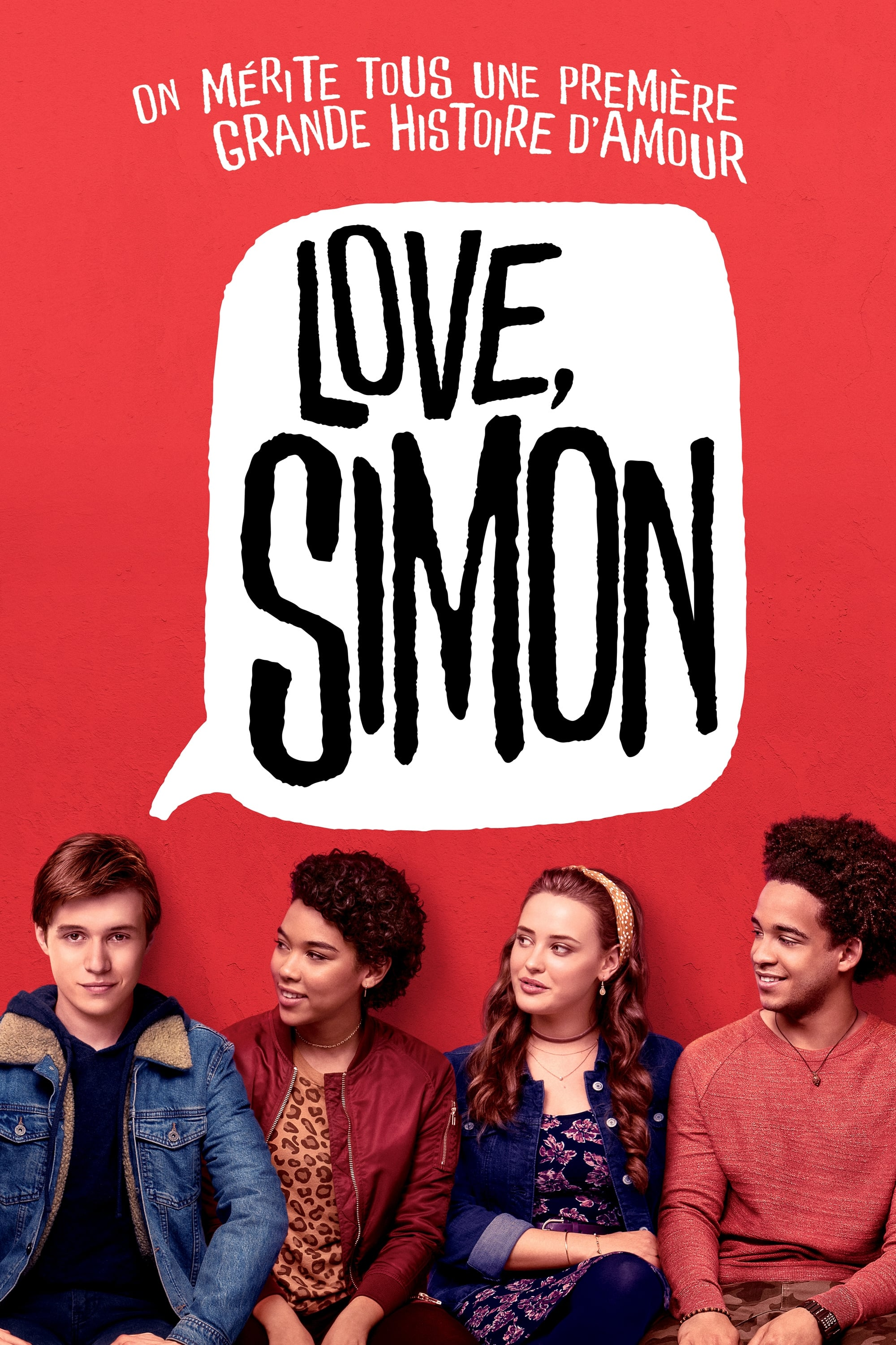 Love, Simon wiki, synopsis, reviews - Movies Rankings!