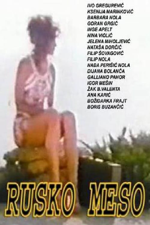 Ver Rusko meso Online HD Español (1997)