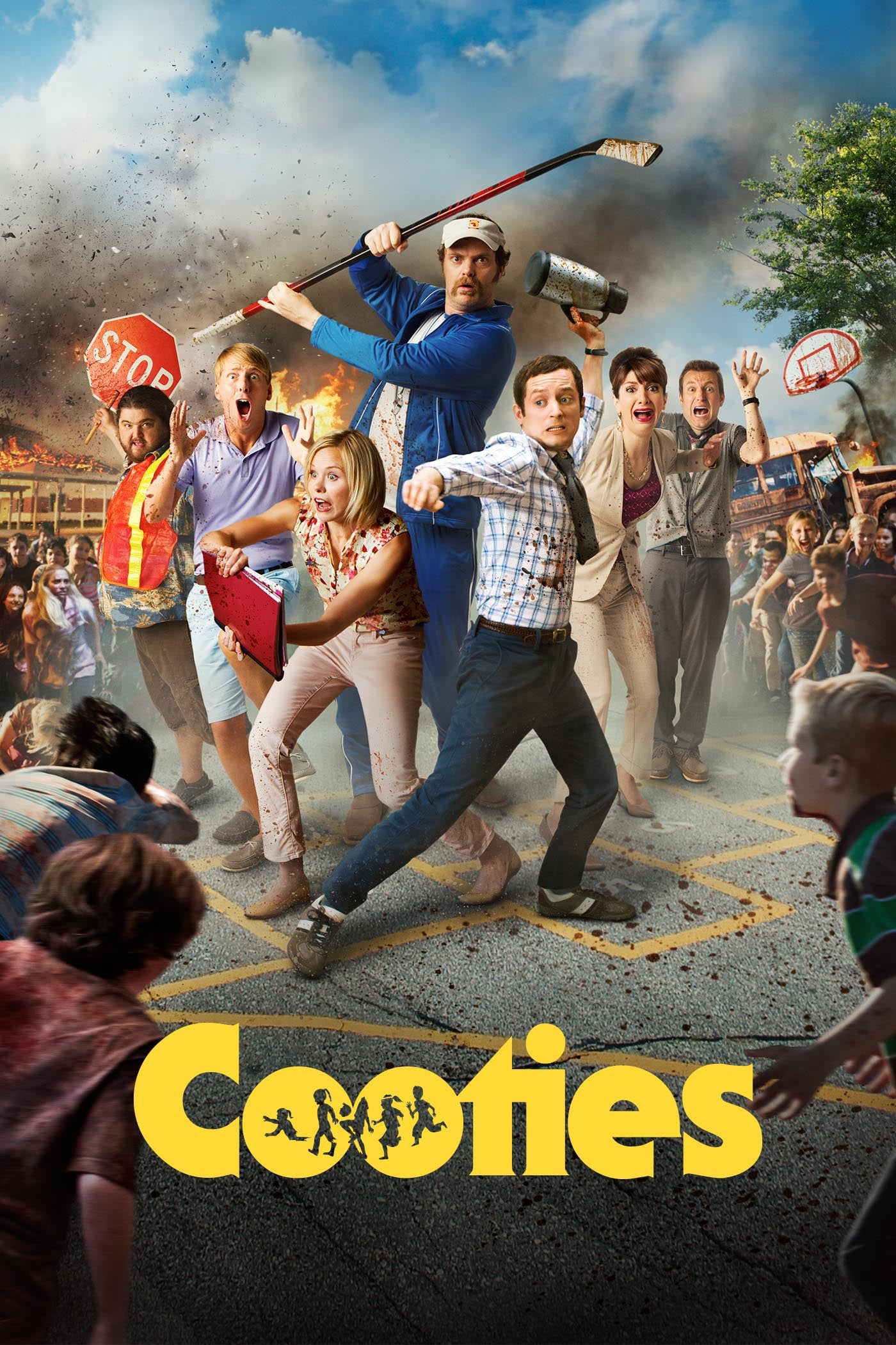 Cooties on FREECABLE TV