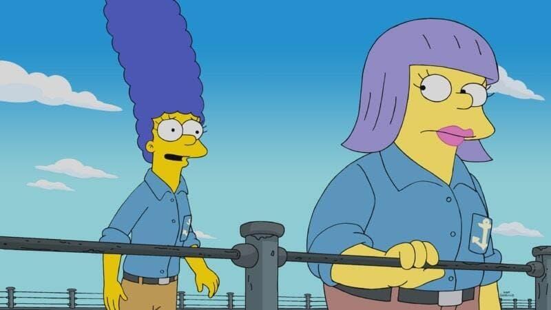 The Simpsons Season 32 :Episode 17  Uncut Femmes