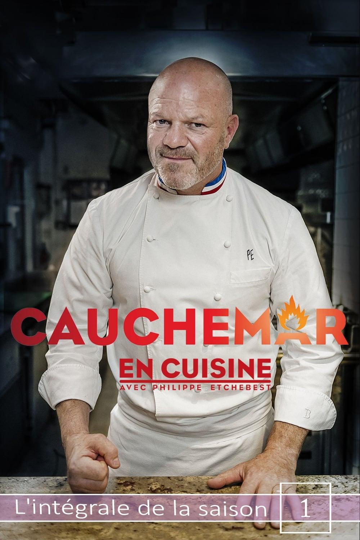 Cauchemar en cuisine france tv series 2011 posters - Cauchemar en cuisine france ...