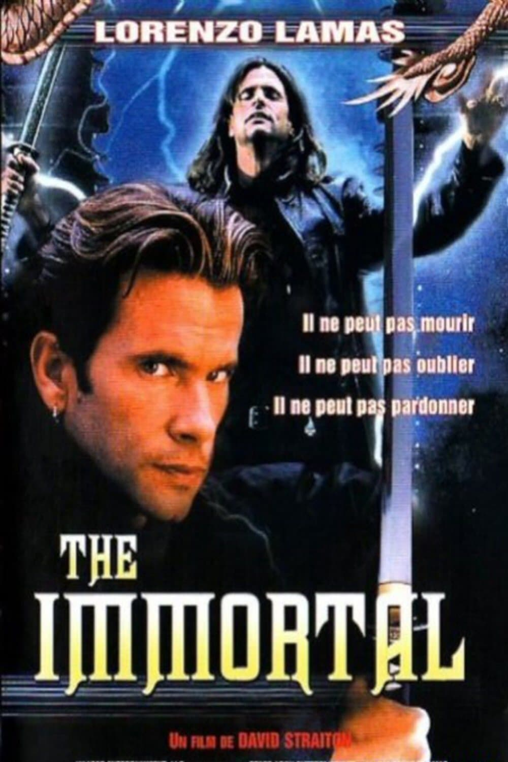 Ver The Immortal : le film Online HD Español ()