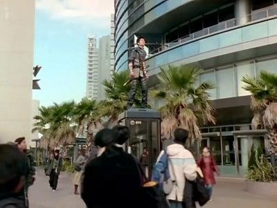 Super Sentai Season 27 :Episode 1  Abare Dinosaur Great Attack