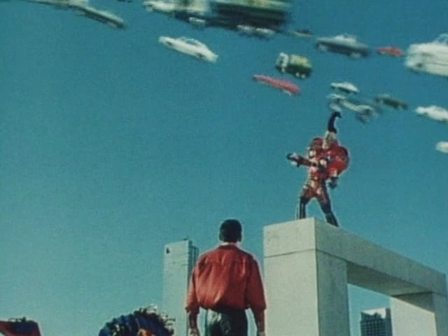 Super Sentai Season 20 :Episode 2  Dancing Noise Pollution