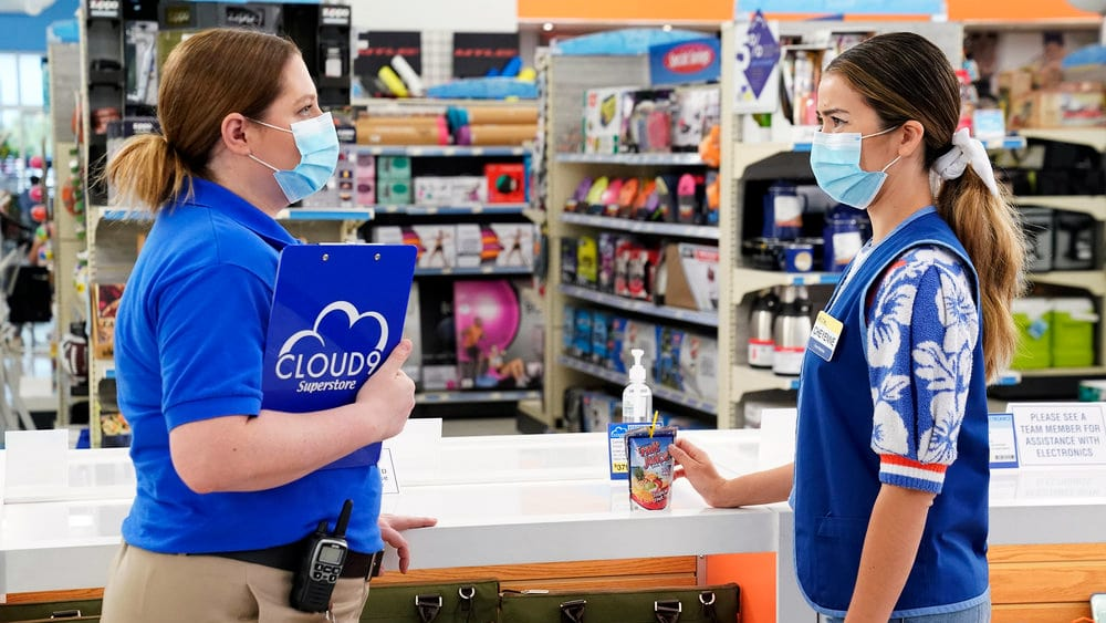 Superstore Season 6 :Episode 3  Floor Supervisor