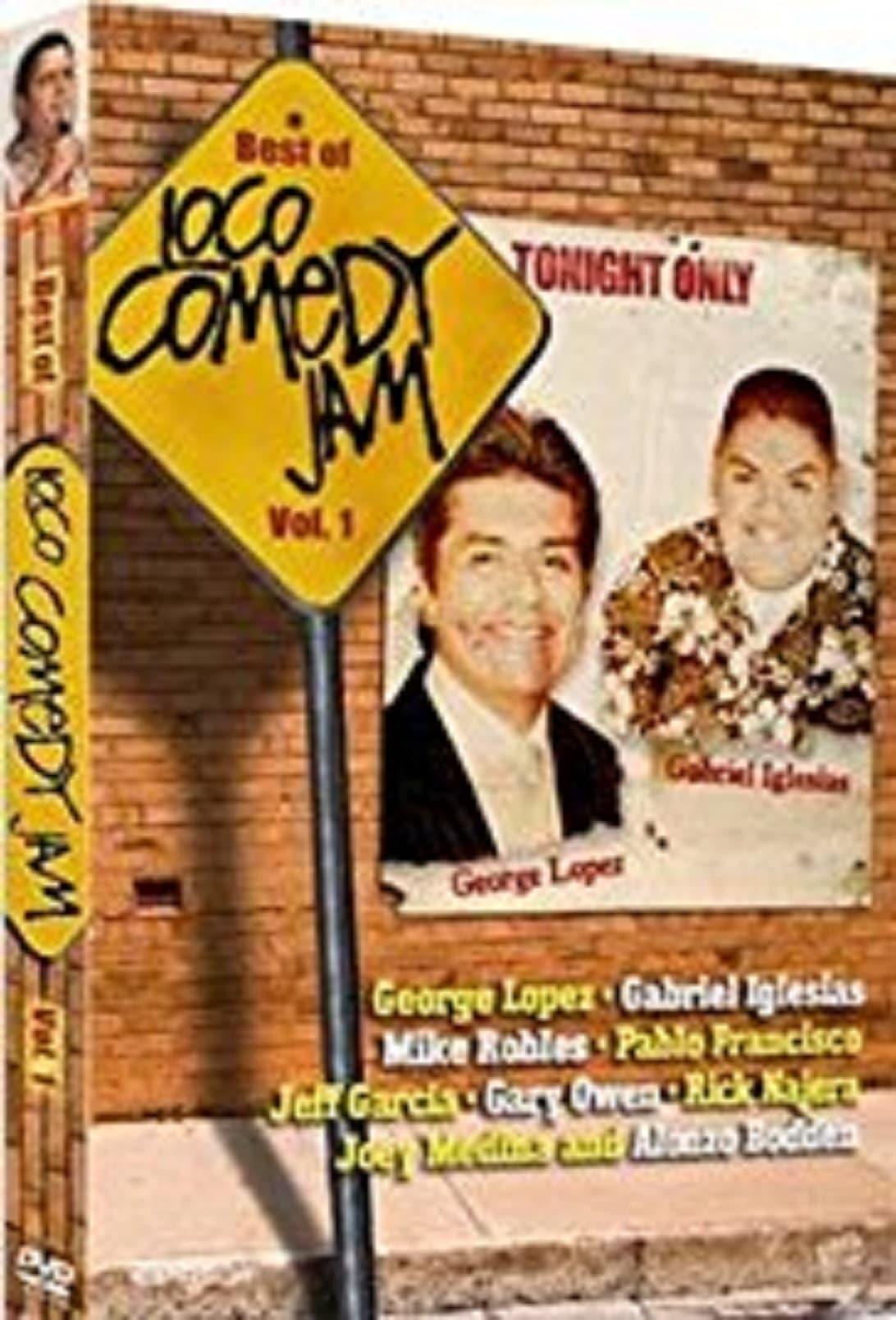 Ver Loco Comedy Jam Volume 1 Online HD Español (2008)