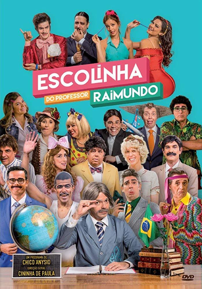 Escolinha do Professor Raimundo Nova Geração (2015)
