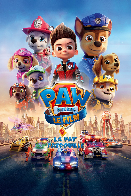 Poster and image movie PAW Patrol: The Movie