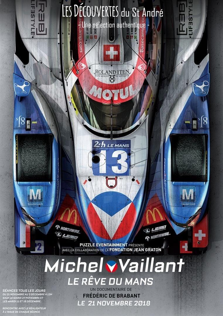 Michel Vaillant, le rêve du Mans streaming sur zone telechargement