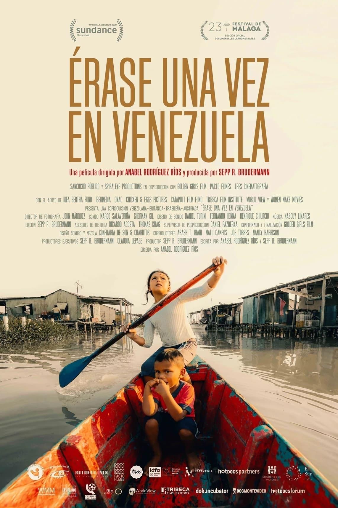 Érase una vez en Venezuela, Congo Mirador Legendado