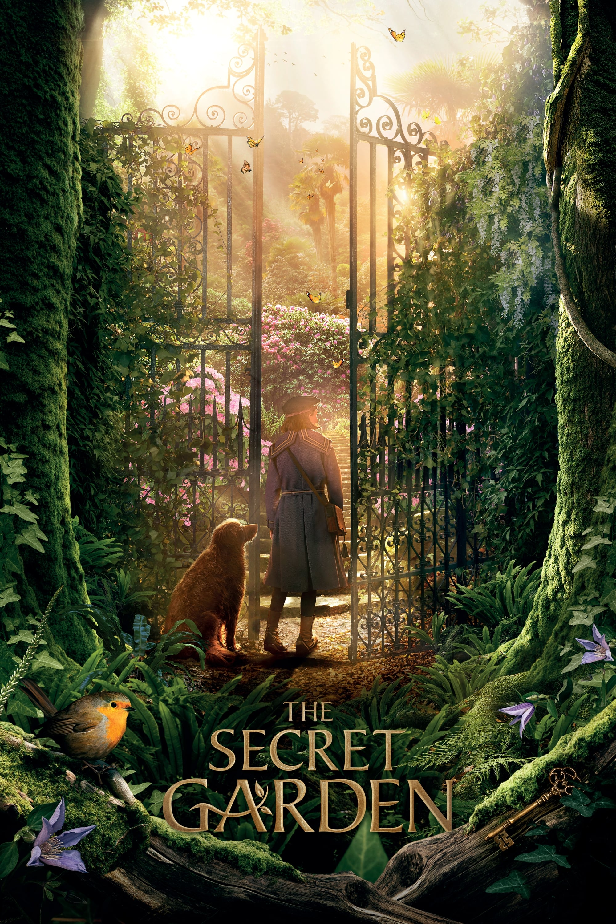 Le Jardin Secret - The Secret Garden - 2020