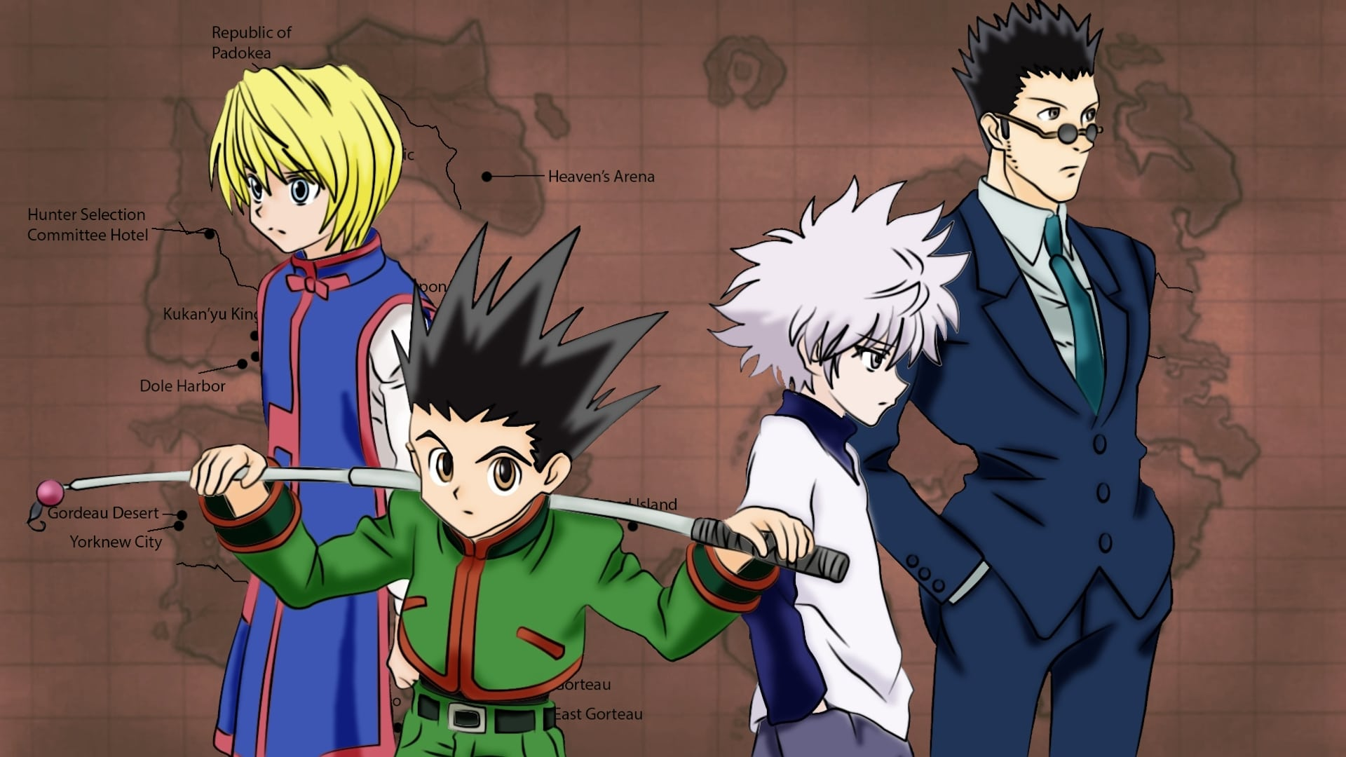 Hunter x Hunter Full Series