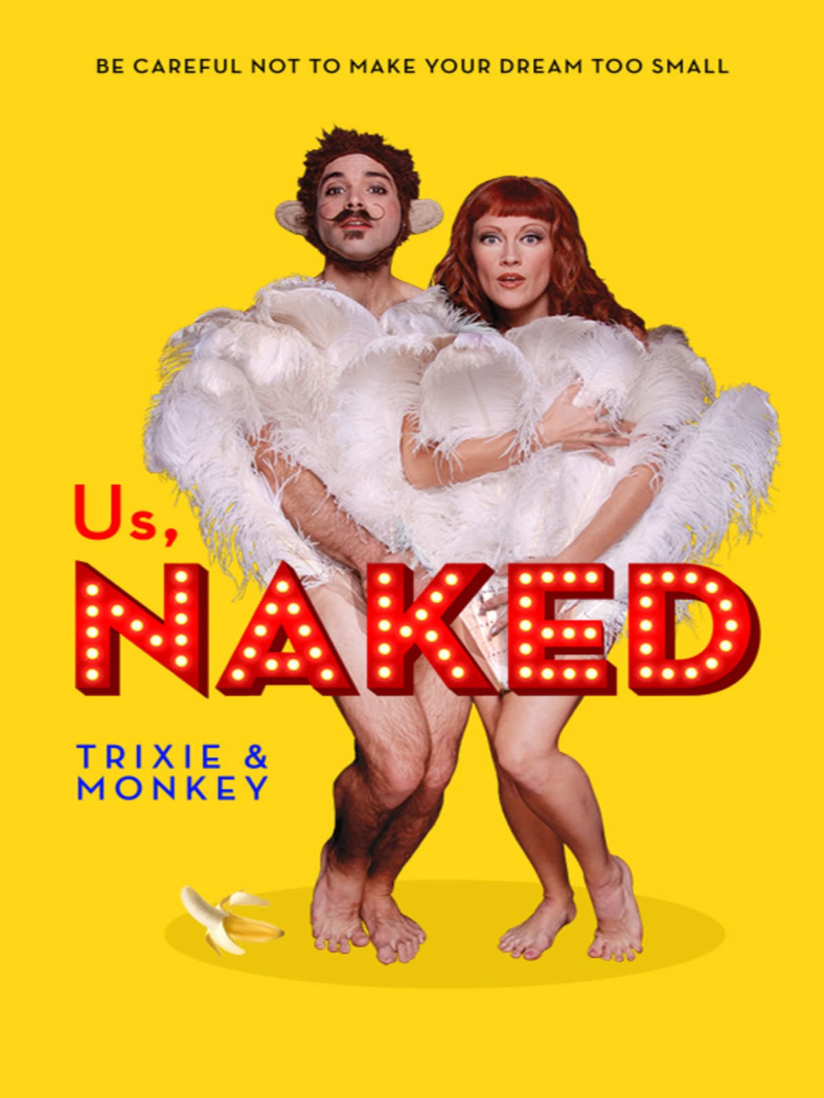 Us, Naked: Trixie & Monkey on FREECABLE TV