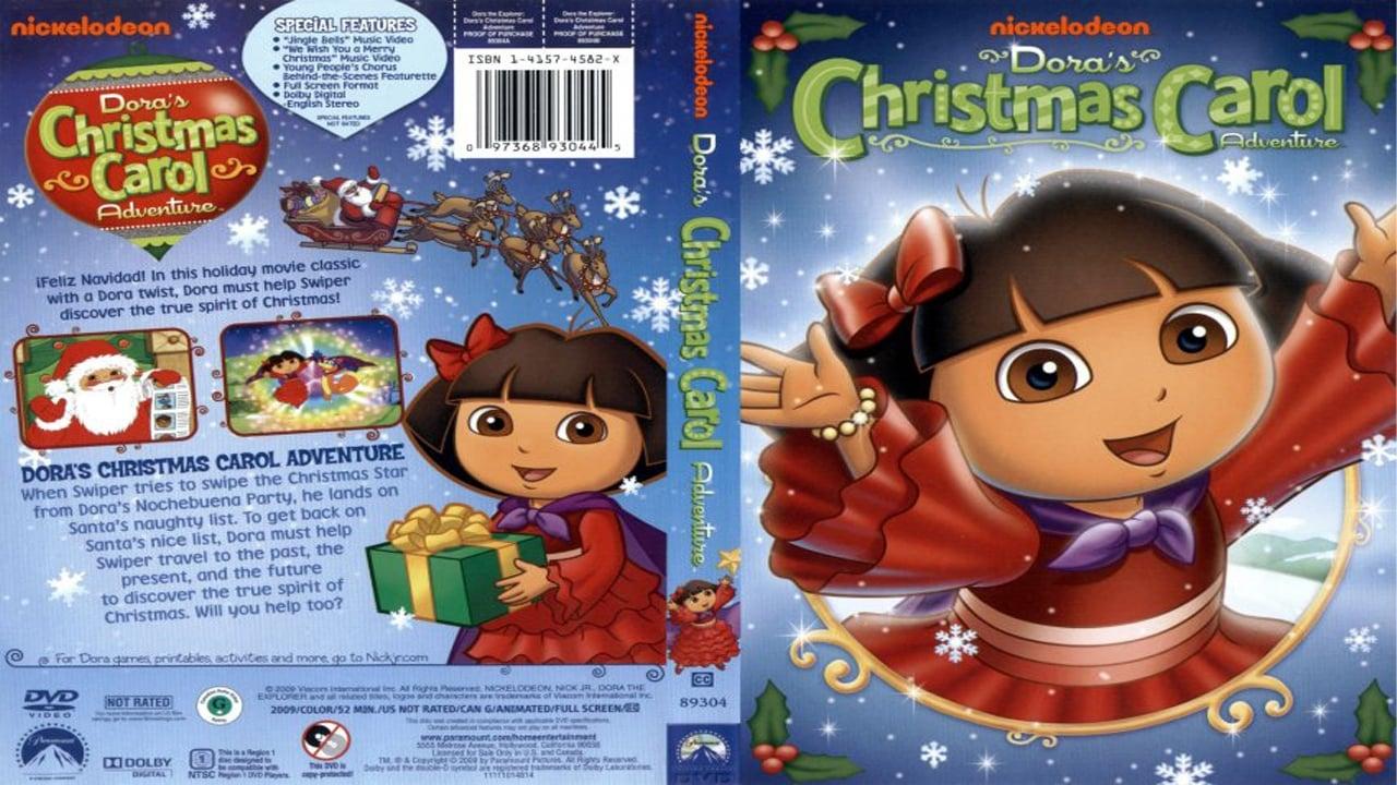 Dora the Explorer Season 0 :Episode 13  Dora's Christmas Carol Adventure