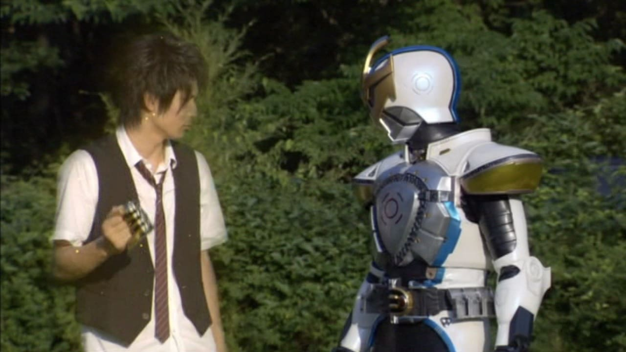Kamen Rider Season 18 :Episode 28  Request: Time-Altering Battle