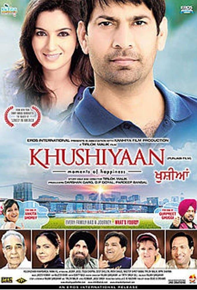 Ver Khushiyaan Online HD Español (2011)