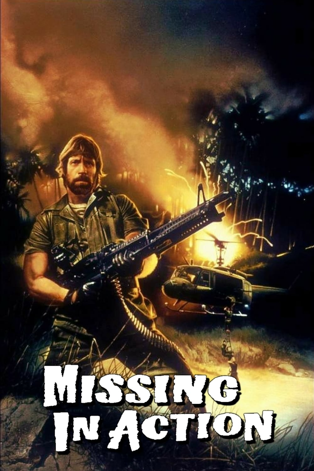 missing in action 1984 posters � the movie database tmdb