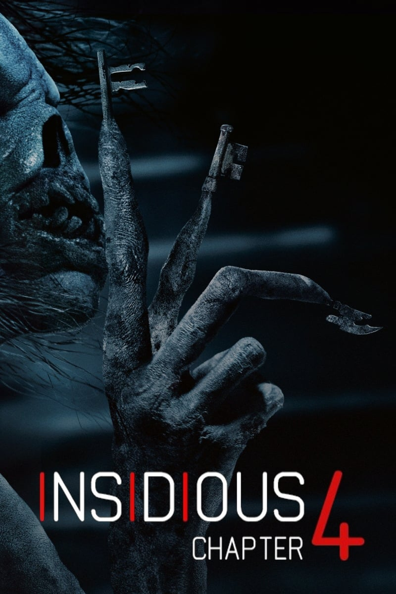 Insidious: The Last Key BluRay