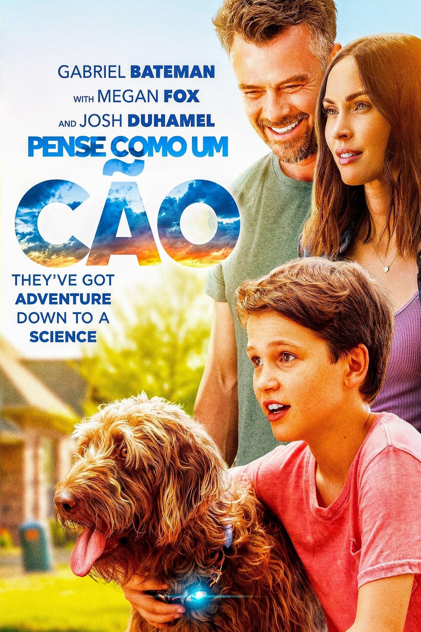 assistir filme pense como um cão