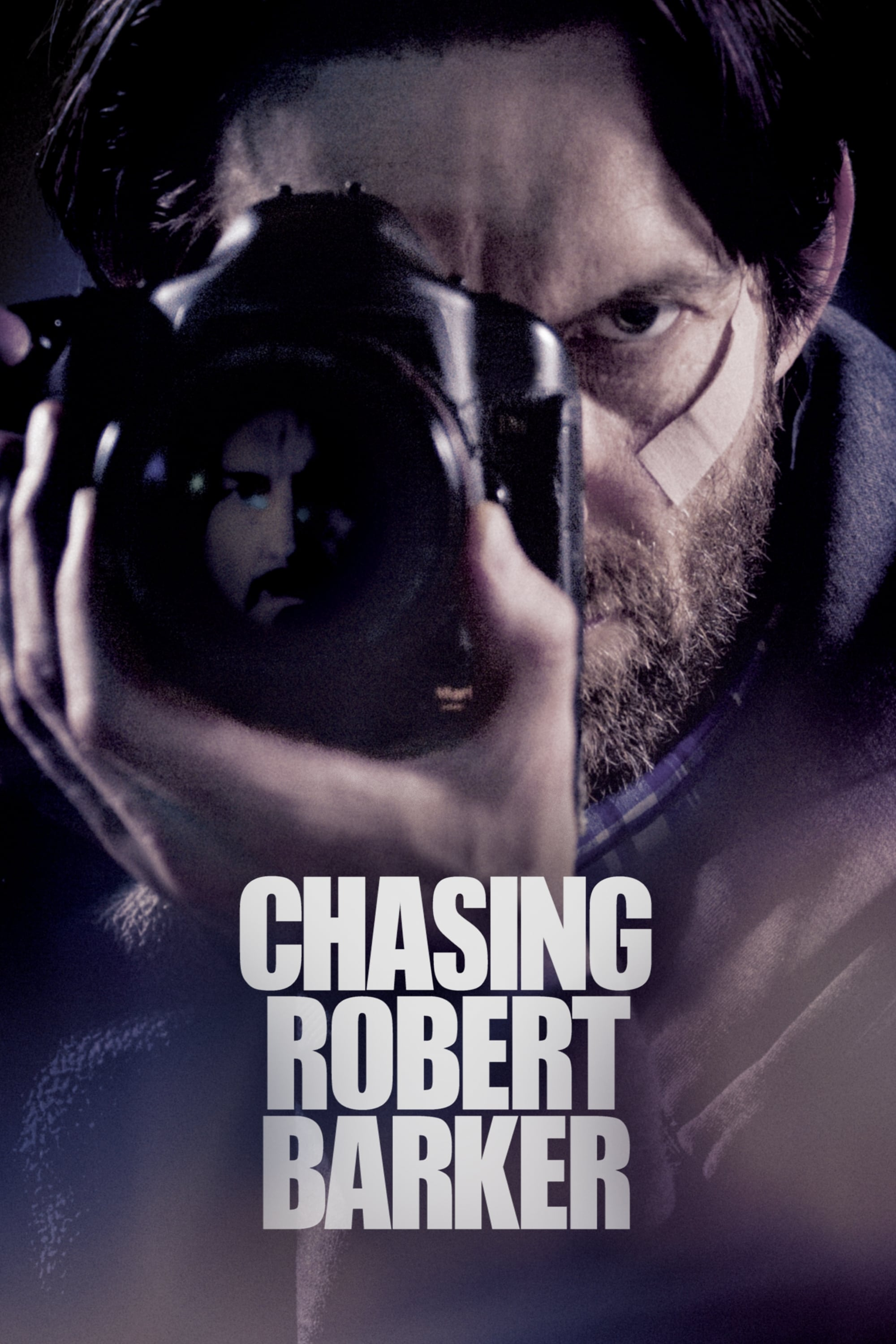 Chasing Robert Barker on FREECABLE TV