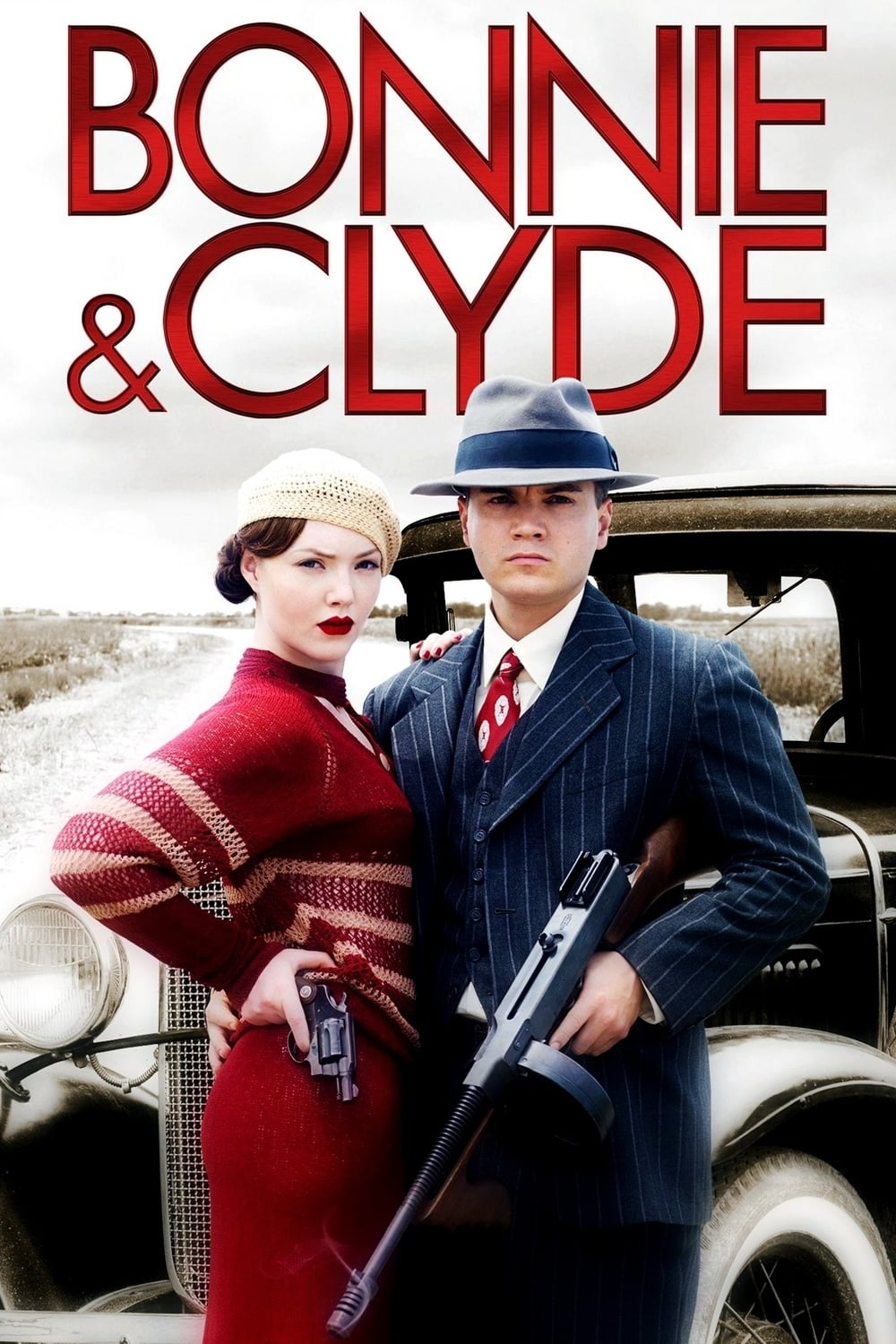 Póster Bonnie y Clyde