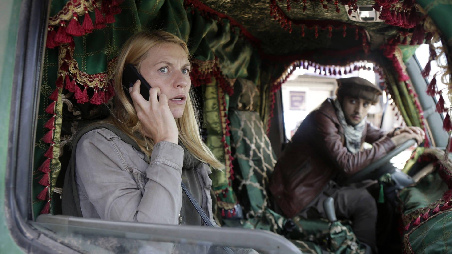 Homeland Season 8 :Episode 10  Designated Driver
