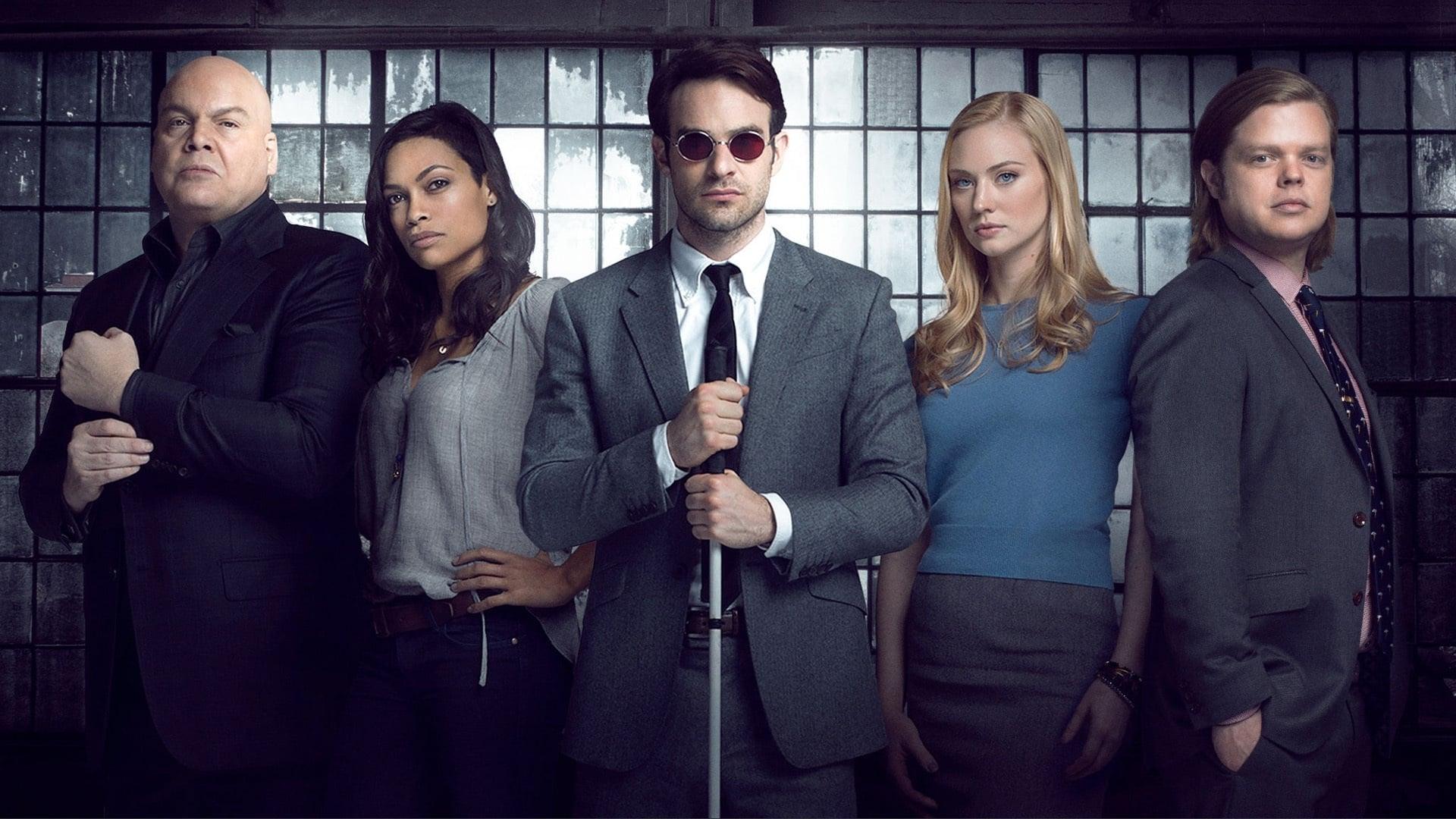 Eerste teaser van derde seizoen Daredevil