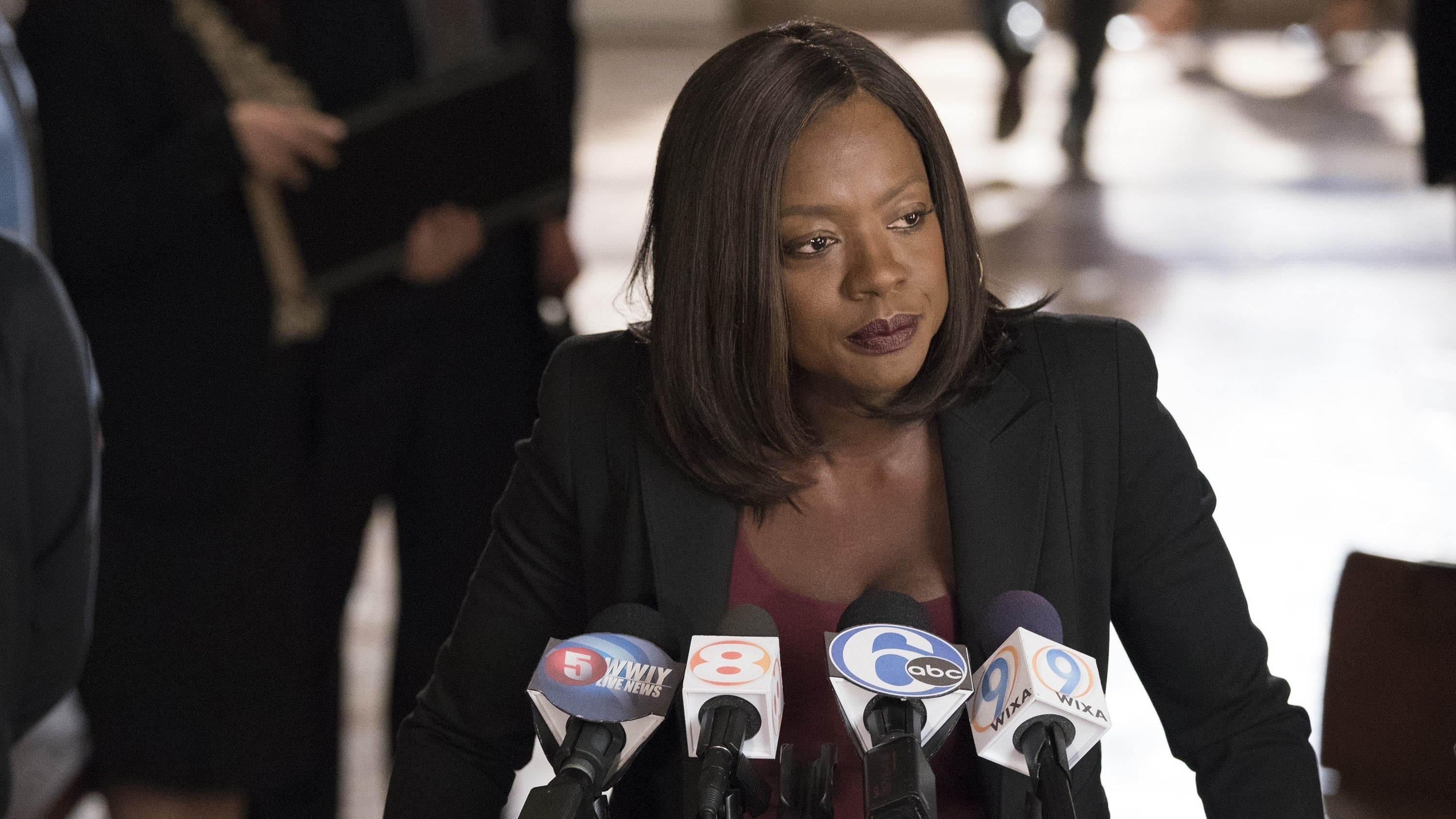 How to Get Away with Murder Season 4 :Episode 6  Stay Strong, Mama
