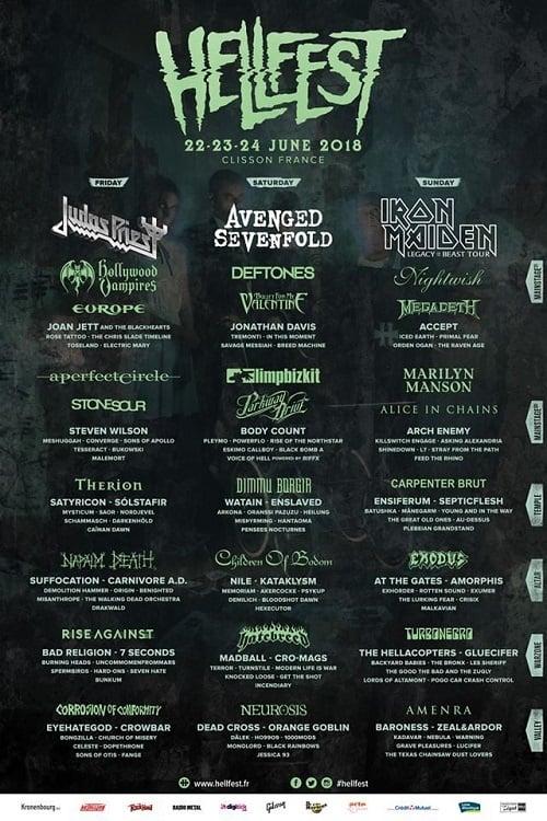 Hellfest 2018 (2018)