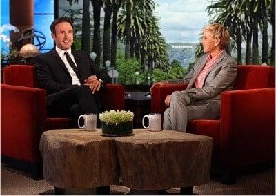 The Ellen DeGeneres Show Season 9 :Episode 2  David Arquette, Sidewinder, Taylor Swift