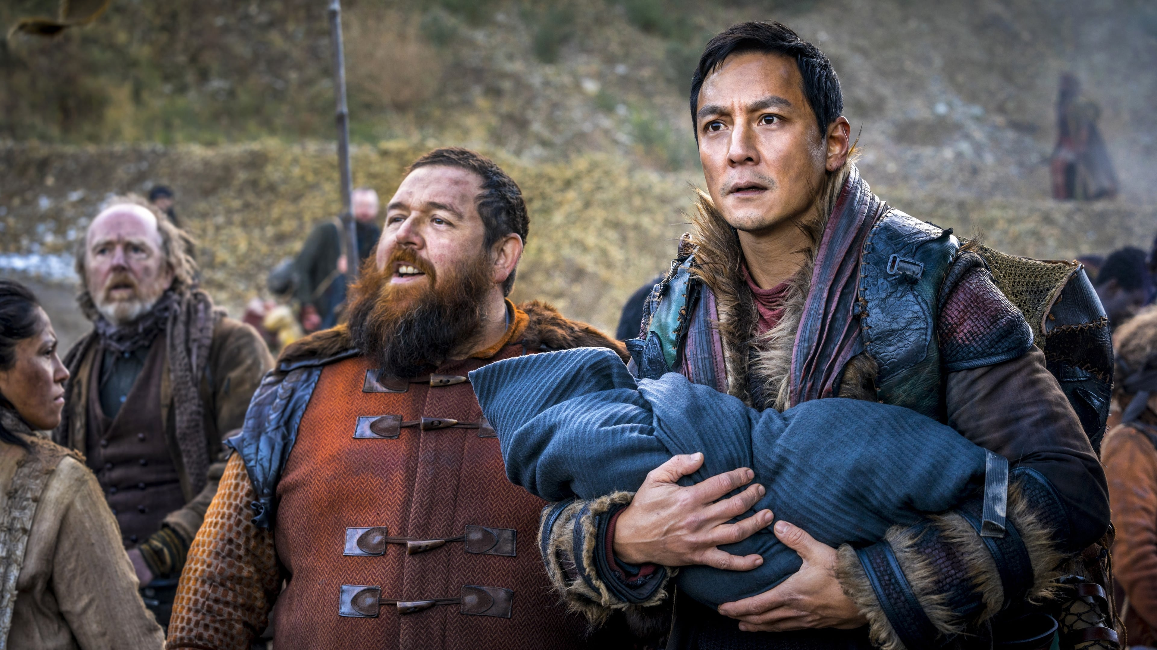 into the badlands stream