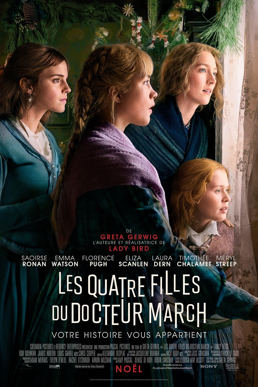 Les Quatre filles du docteur March streaming sur zone telechargement