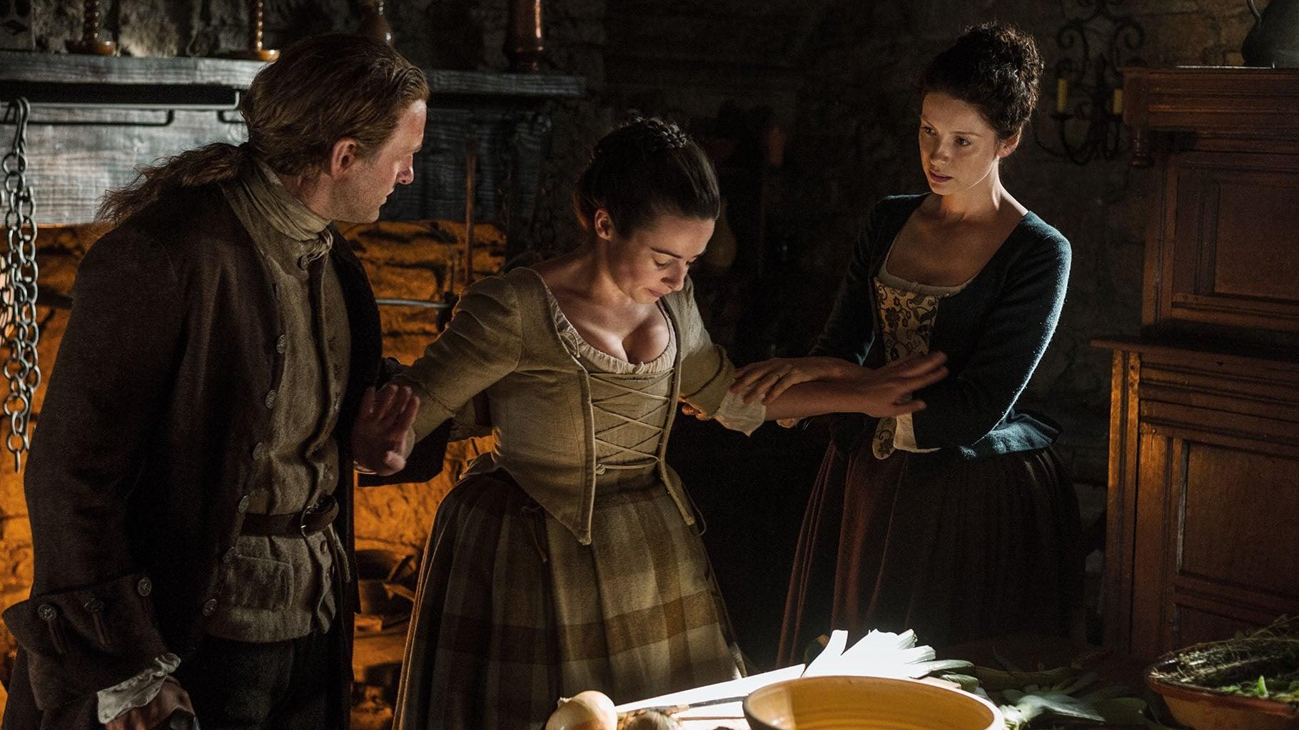 Outlander Season 1 :Episode 13  The Watch