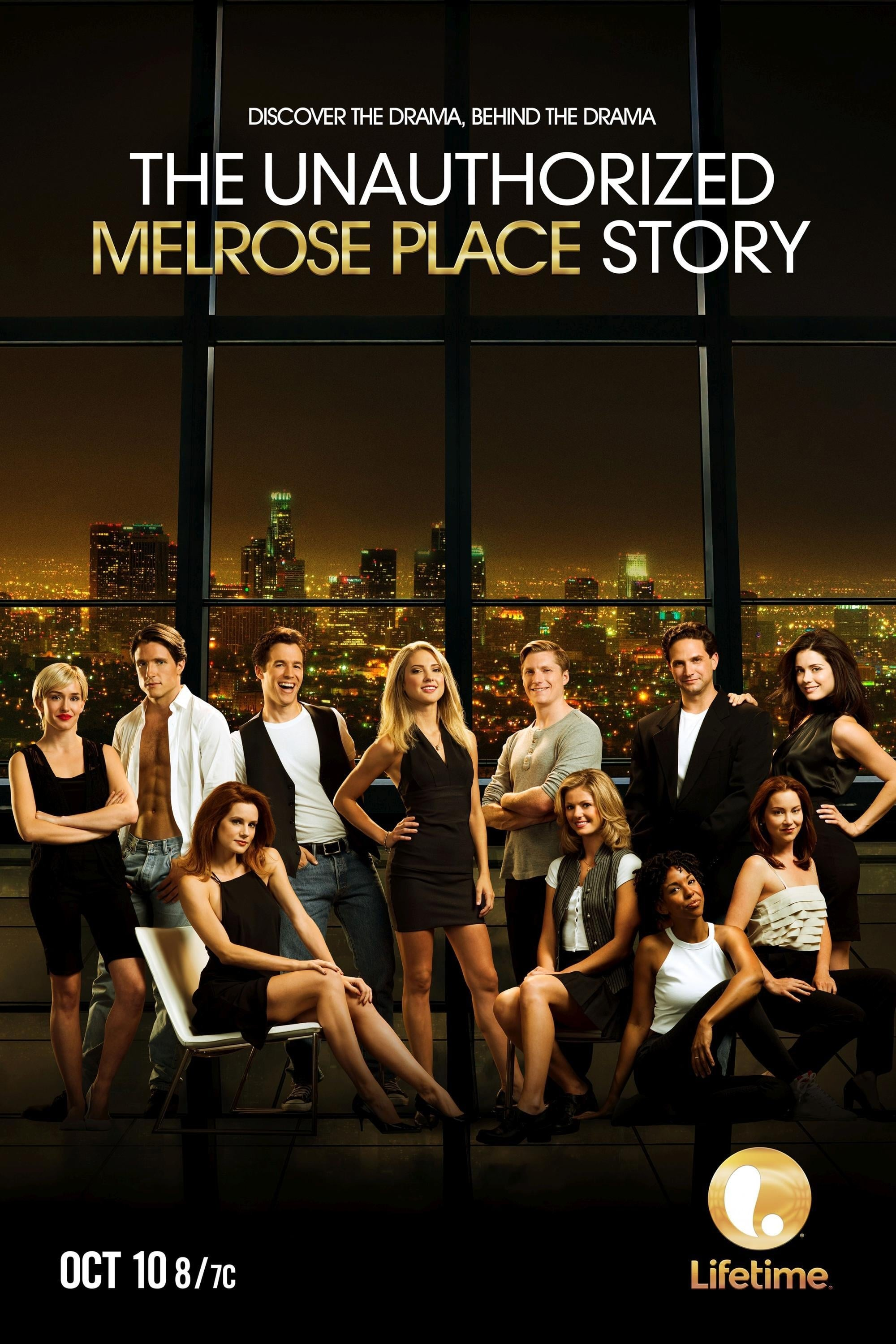 Watch The Unauthorized Melrose Place Story Online