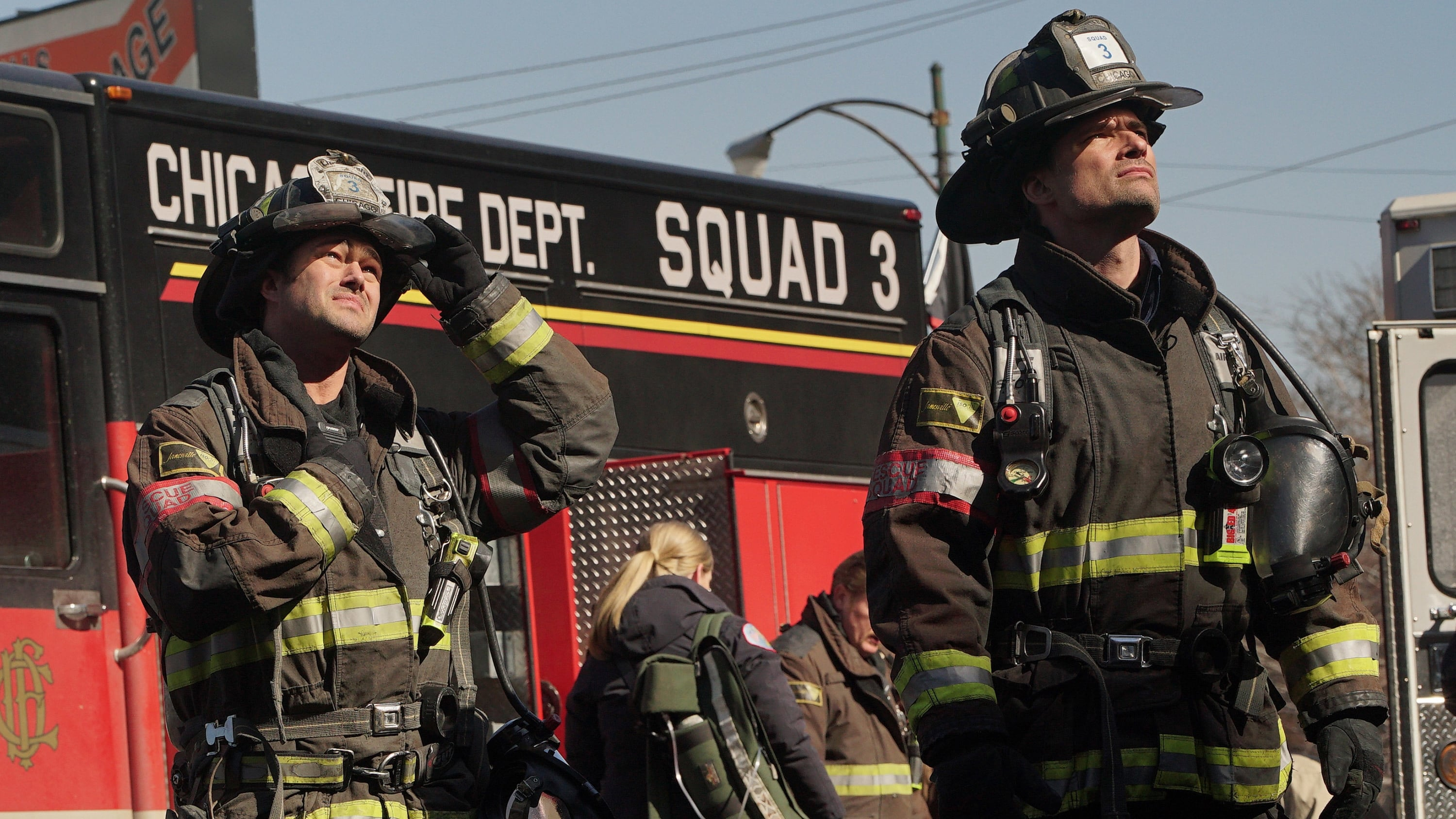 Chicago Fire Season 3 :Episode 19  Am Limit