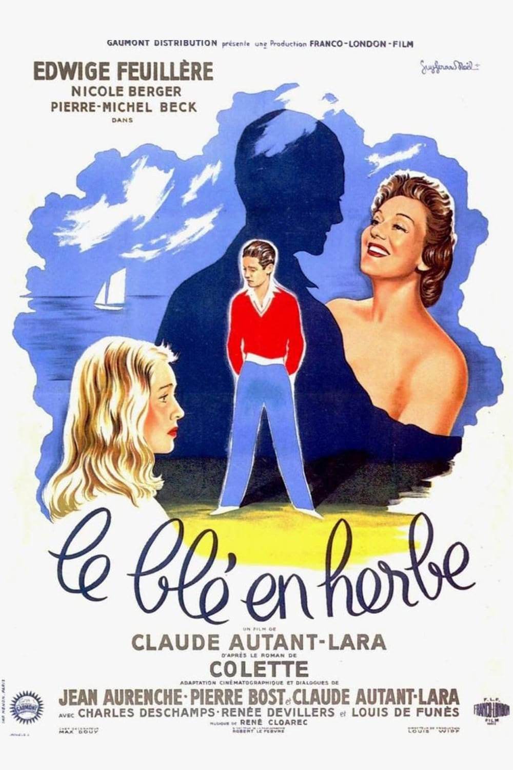 The Game of Love (1954)