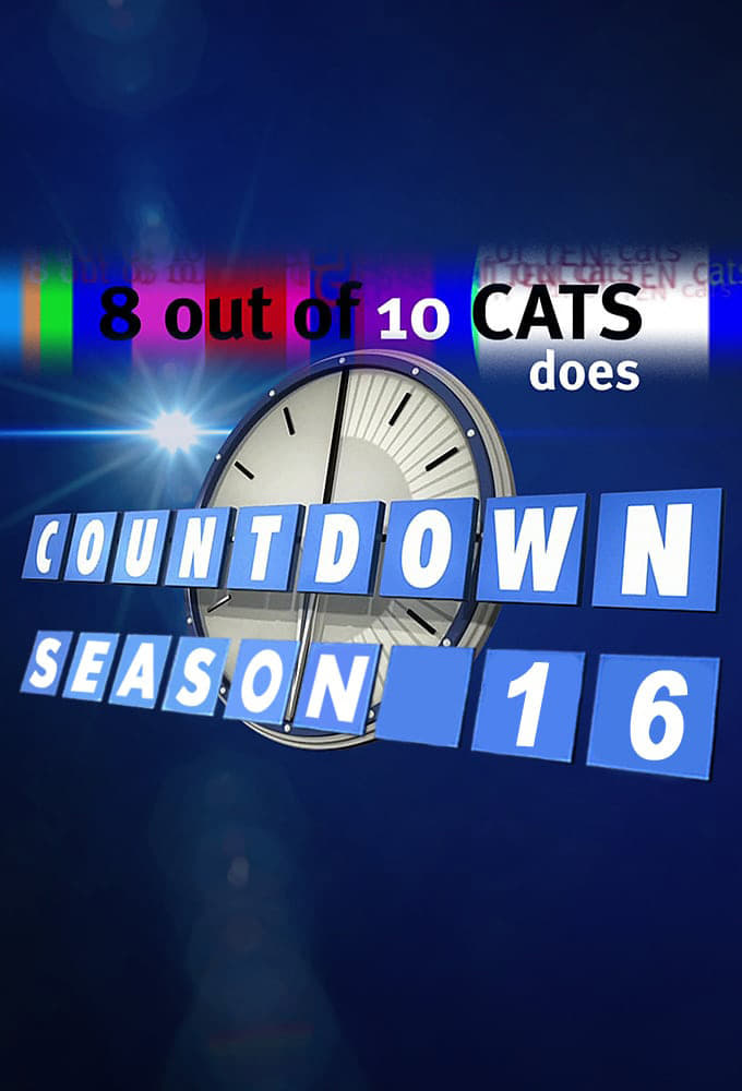8 Out of 10 Cats Does Countdown Season 16