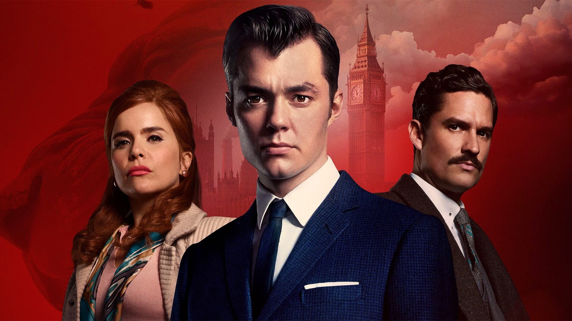 Second season Pennyworth to premiere in the middle of December