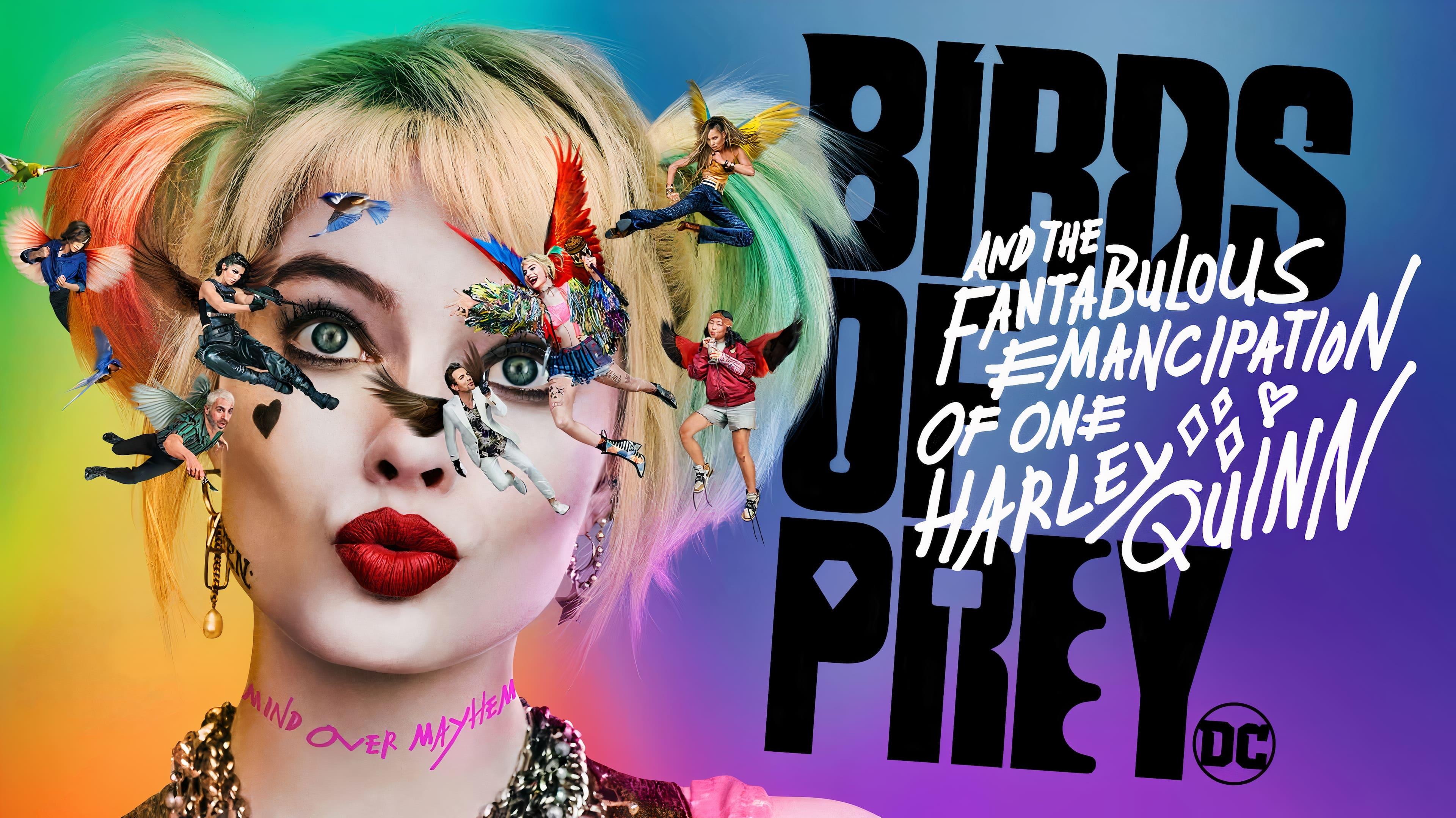 Αρπακτικά Πτηνά: Και η Φαντασμαγορική Χειραφέτηση της Χάρλεϊ Κουίν (2020)