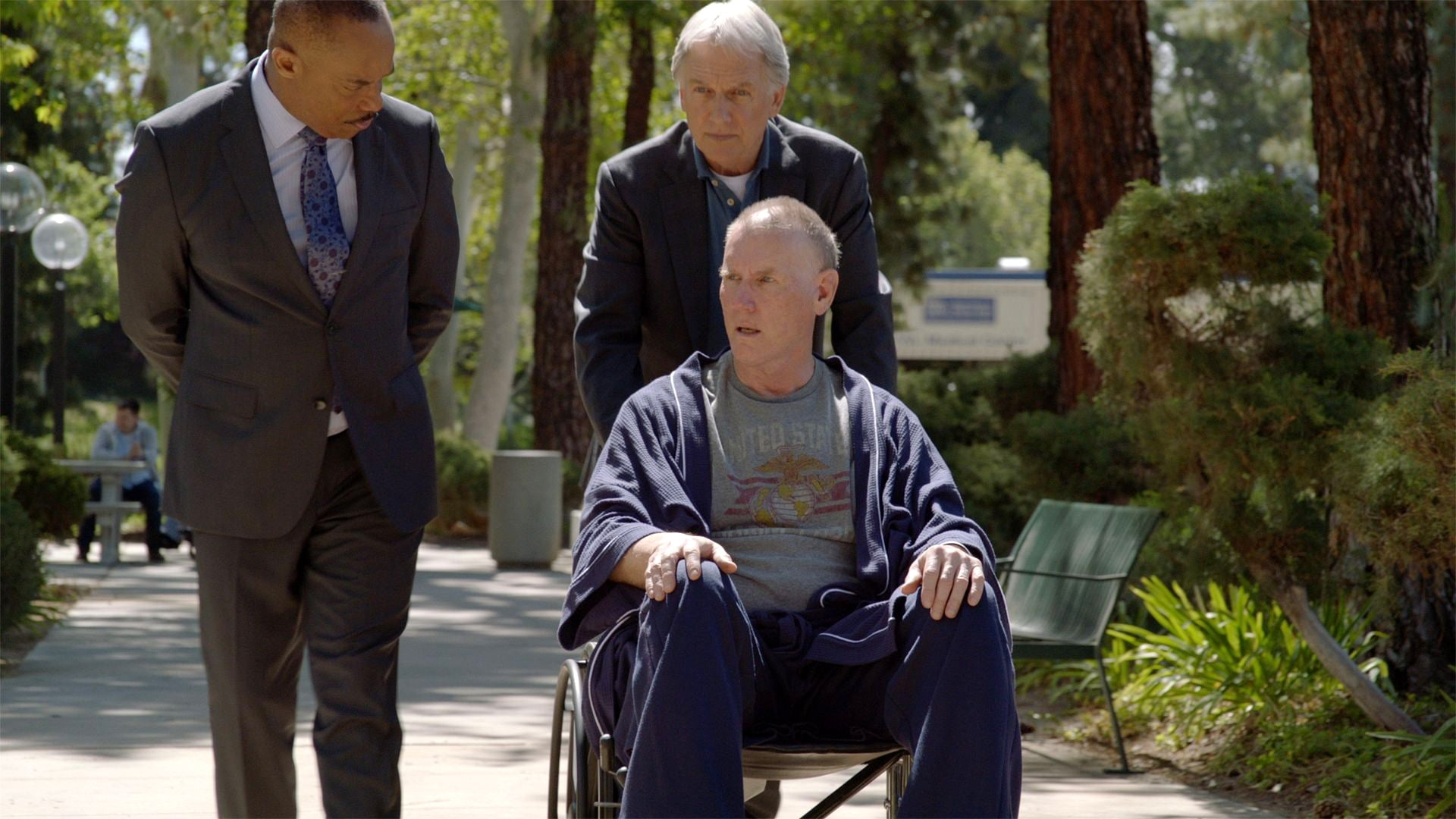 NCIS Season 15 :Episode 24  Date with Destiny
