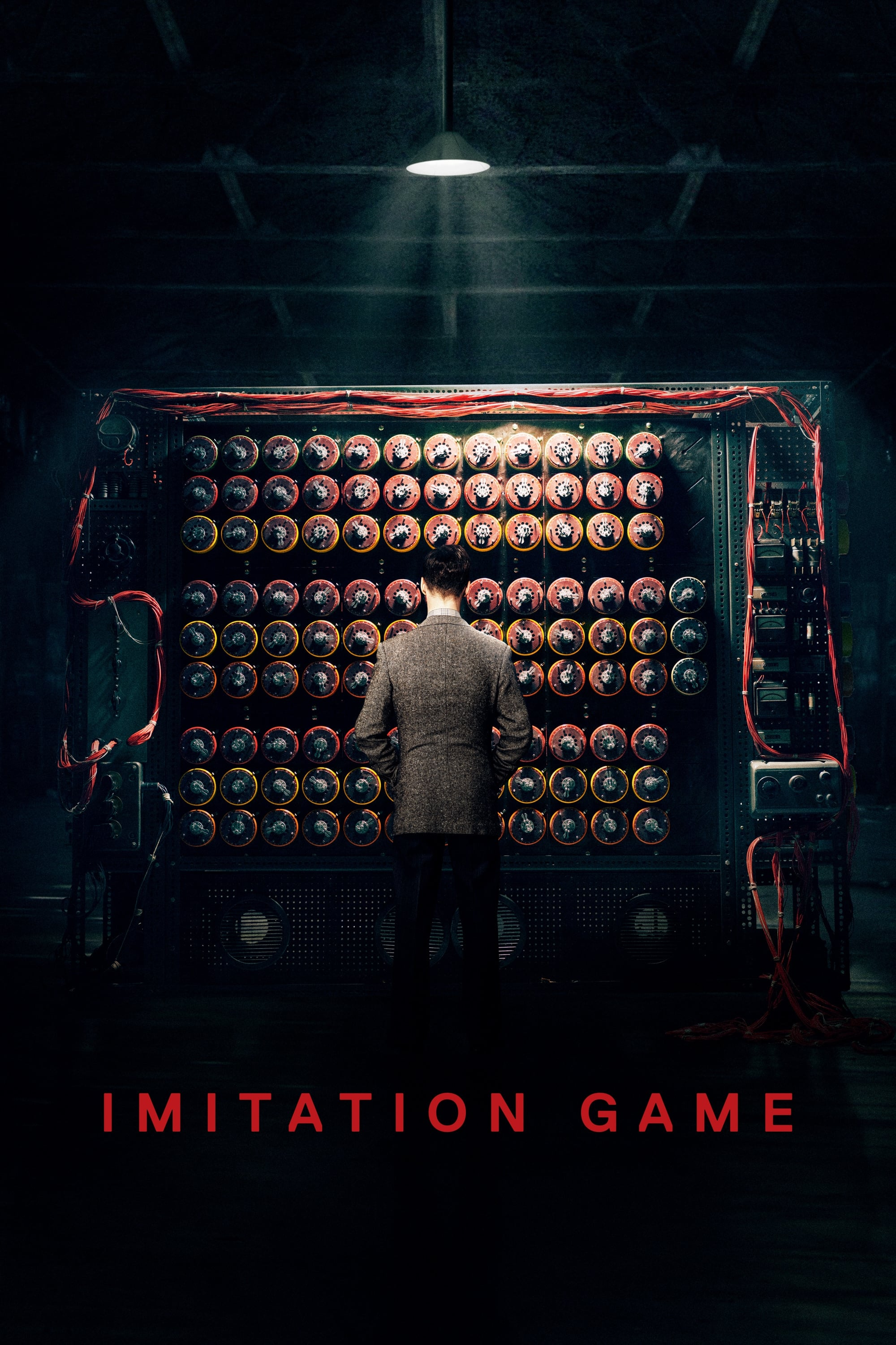 Poster and image movie Film The Imitation Game. Jocul codurilor - Jocul codurilor - The Imitation Game - The Imitation Game -  2014