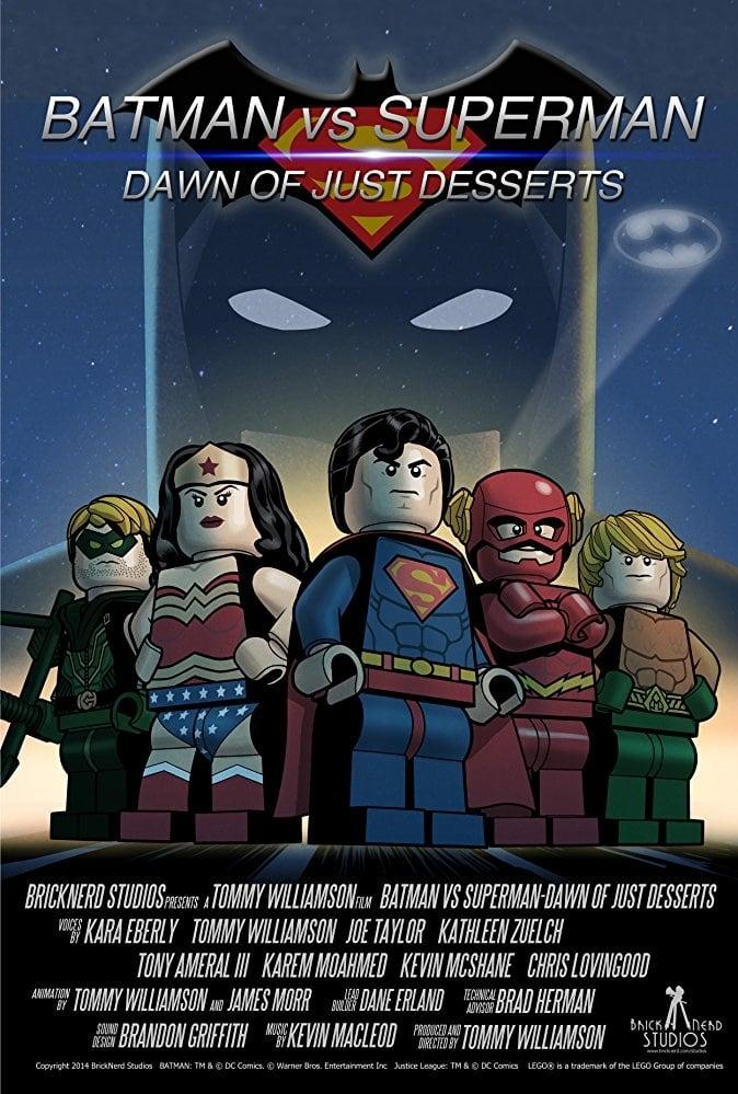 LEGO Batman vs. Superman 2: Dawn of Just Desserts (2015)