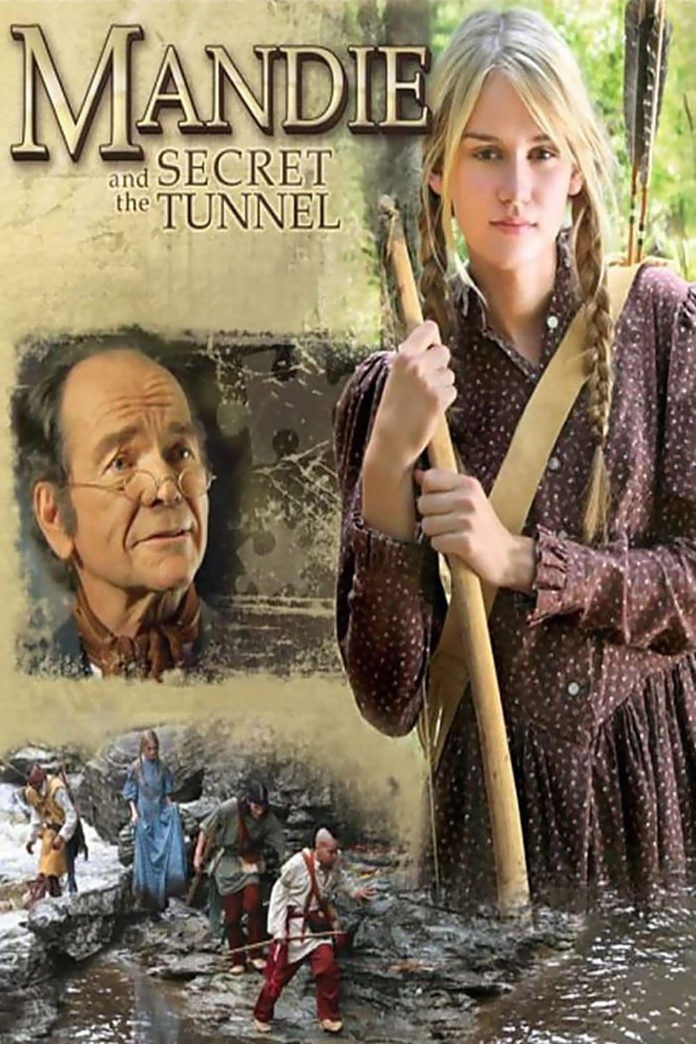Mandie and the Secret Tunnel on FREECABLE TV