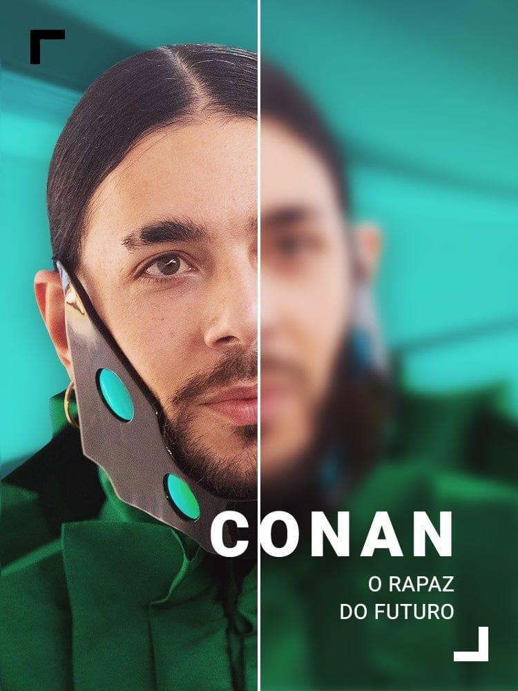 Conan, O Rapaz do Futuro (2019)