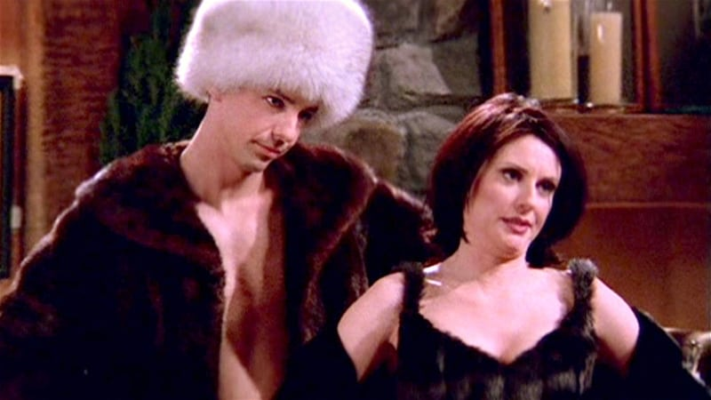 Will & Grace Season 1 :Episode 17  Secrets and Lays