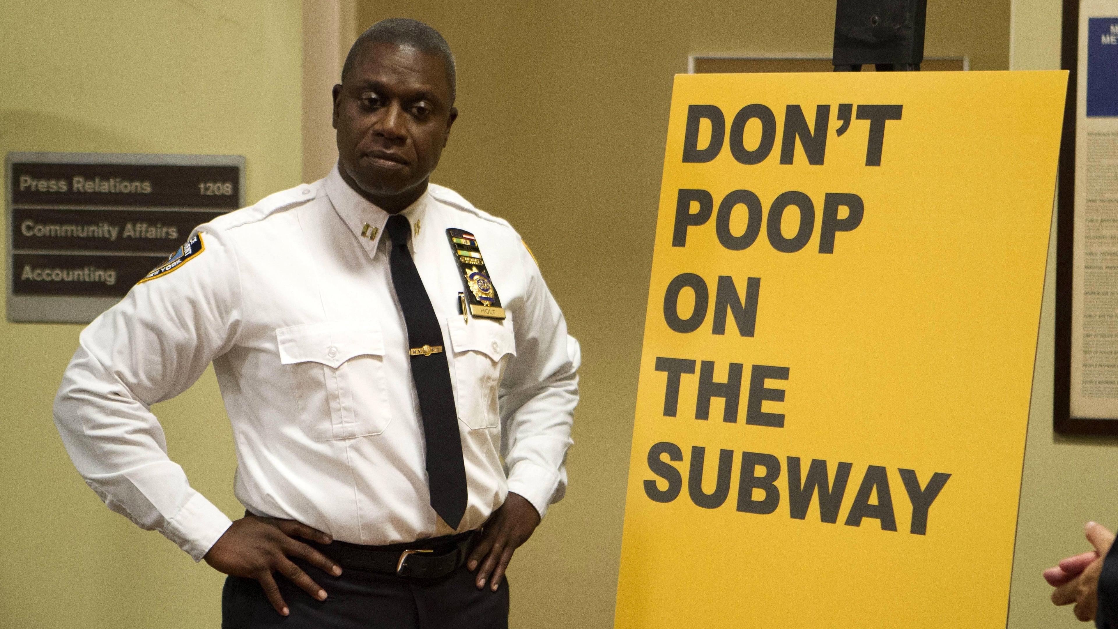 Brooklyn Nine-Nine Season 3 :Episode 1  New Captain