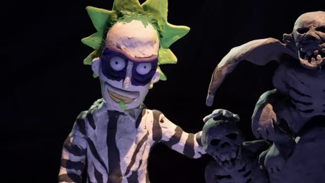 Rick and Morty Season 0 :Episode 18  Rick and Morty The Non-Canonical Halloween Adventures